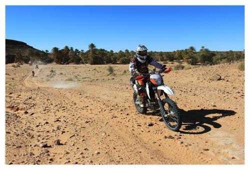 Ruta Marruecos en KTM